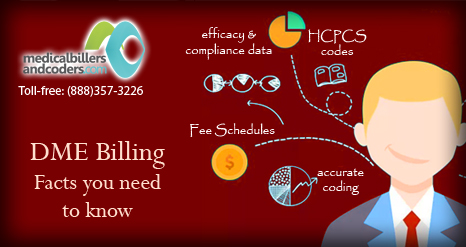 Facts you Need to know about DME Billing - Medical Billing